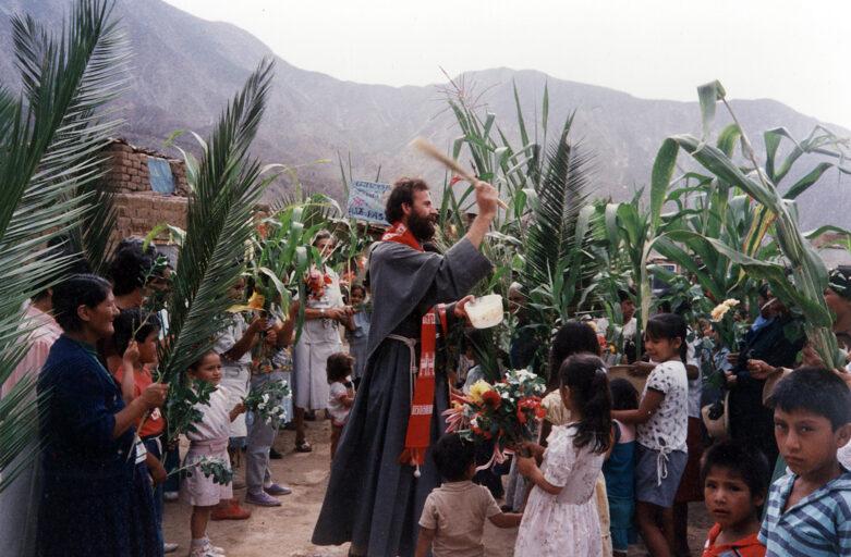 Miguel, era un sacerdote ejemplar