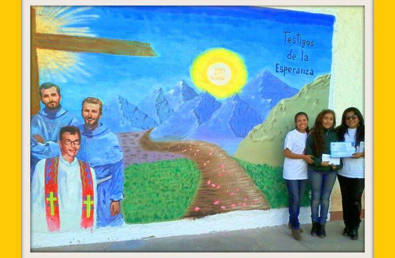 Concurso de murales en honor a los mártires en Chimbote