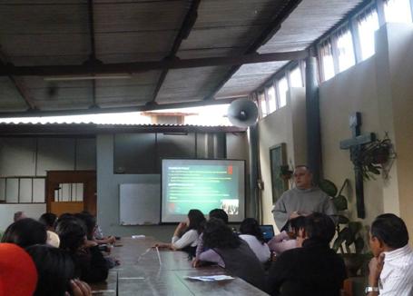 Reunión preparatoria de las celebraciones de beatificación en Pariacoto