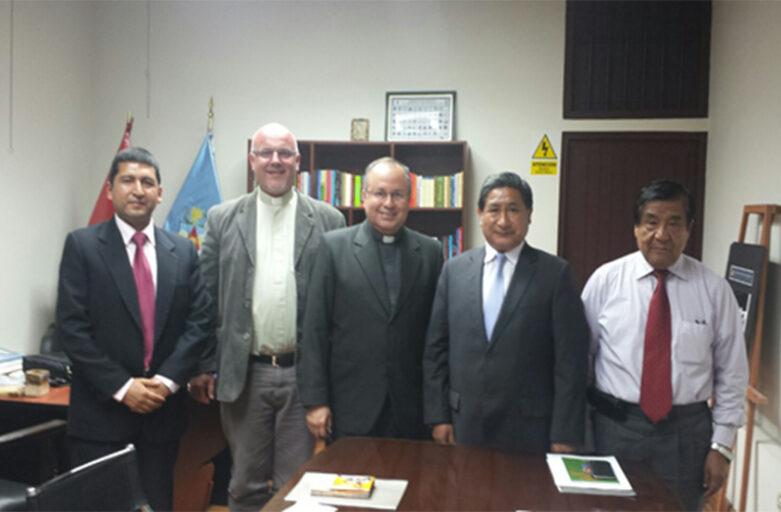 Conferencia de prensa por la beatificación se ofrecerá en Congreso de la República