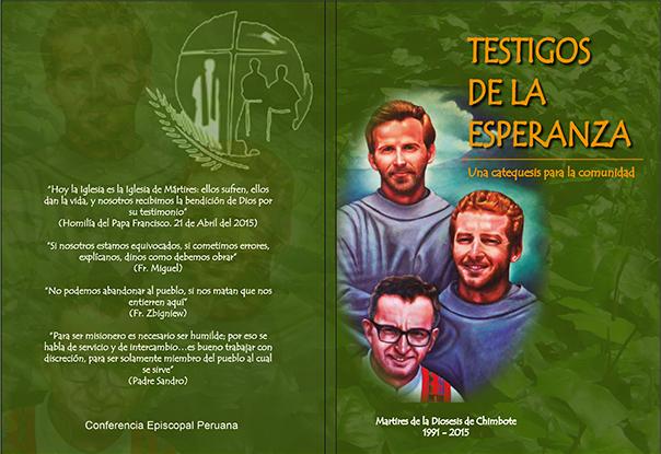 """Publican """"Testigos de la esperanza: una catequesis para la comunidad"""""""