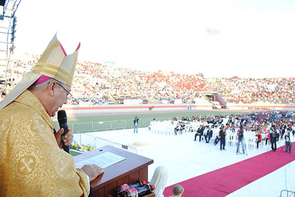 Mensaje del Obispo de Chimbote ad portas de la beatificación de los mártires