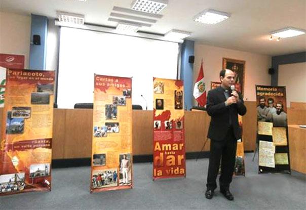 Presentan vida de los mártires en taller nacional de pastoral universitaria