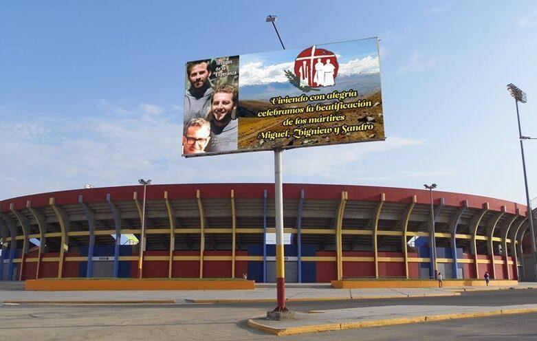 Estadio Centenario tendrá 18 puertas de acceso para la beatificación