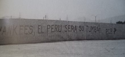 Las amenazas: «¡Yankees, el Perú será su tumba!»
