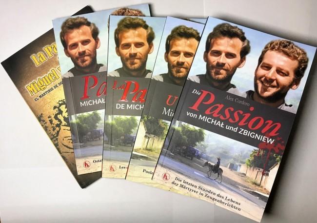 La pasión de Miguel y Zbigniew traducida a aleman