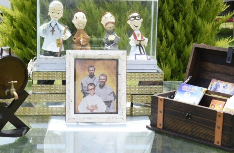 Acción de gracias por el 5° Aniversario de la beatificación de los Mártires de Chimbote.