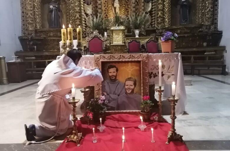 Celebración Eucarística de los Mártires de Perú en Bolivia-Sucre