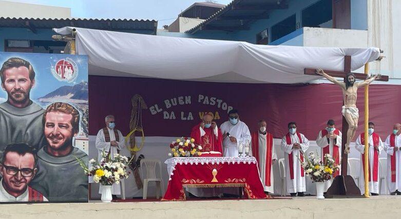 Acción de Gracias por los 30 años del martirio del beato Sandro Dordi en Santa