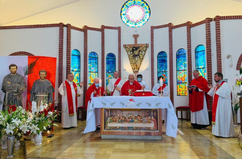 Relación del XXX Aniversario del martirio de los Beatos Miguel y Zbigniew